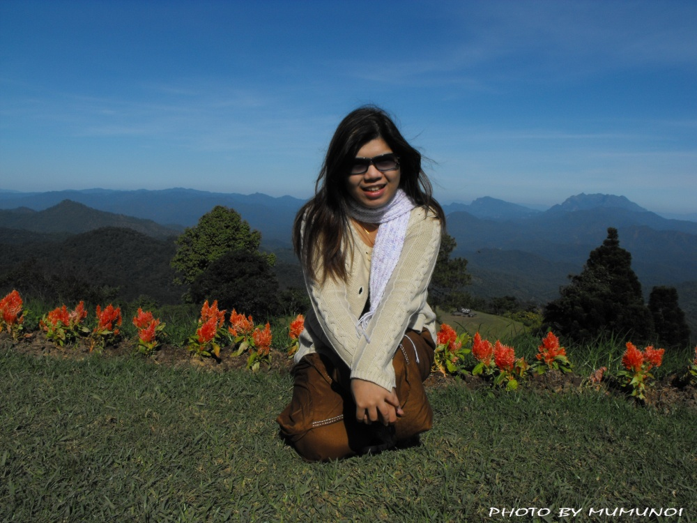 Doi Kew Lom, Huay Nam Dung National Park (จุดชมวิวดอยกิ่วลม อุทยานแห่งชาติห้วยน้ำดัง)