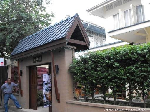 Baan Dinso - The Entrance