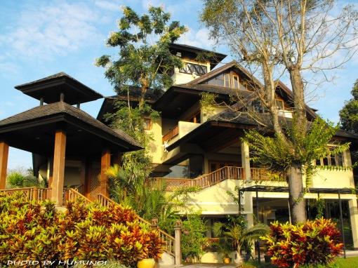 Mohn Fah Sai - The Main Building
