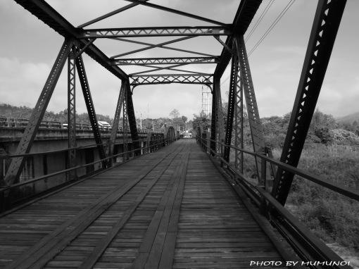 Ancient Pai Bridge