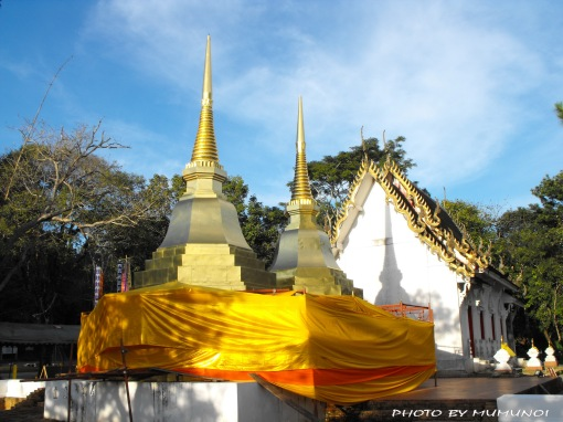 Doi Tung Buddha's Relics